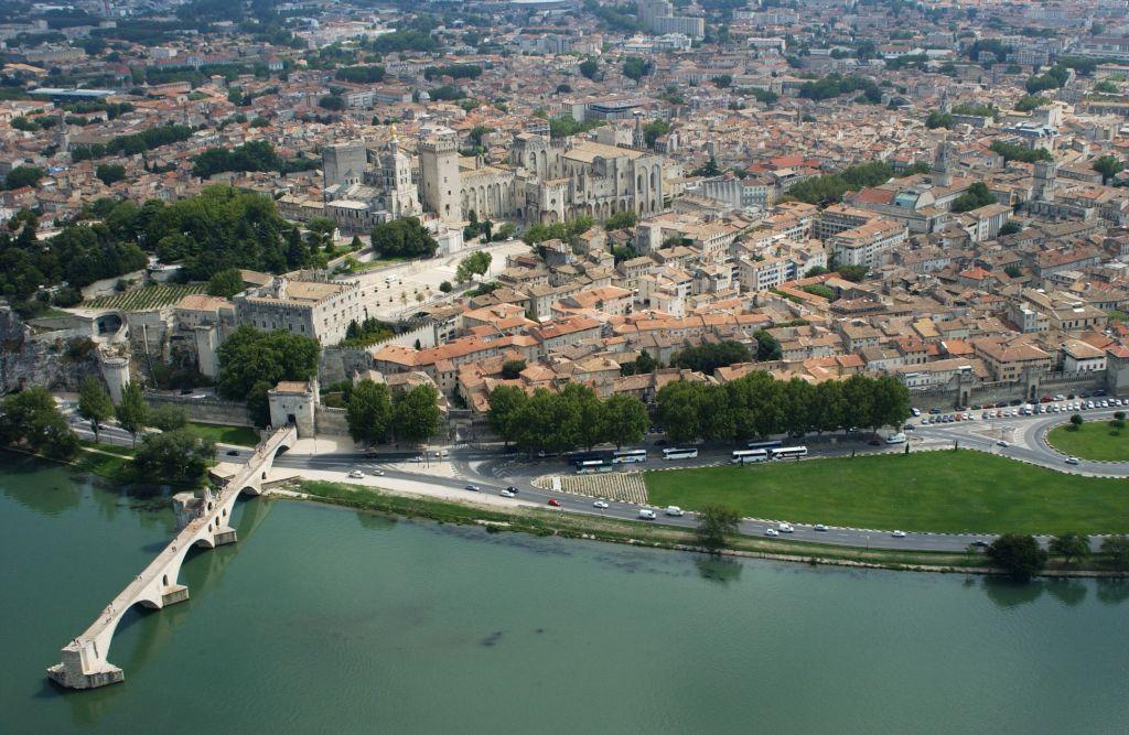 Séjour à Avignon