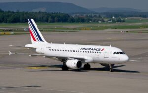 Ready to fly avec Air France