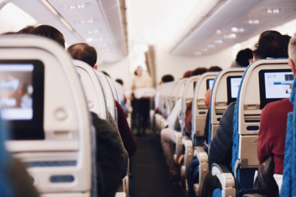 Surbooking compagnie aérienne