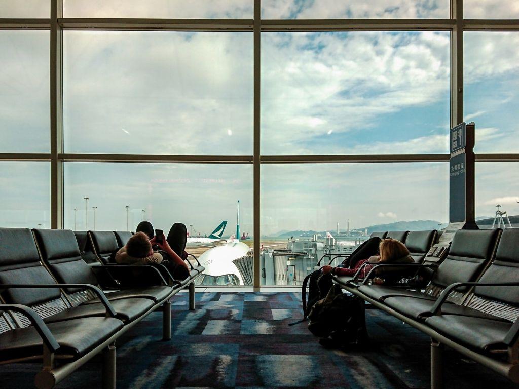 Annulation avion aéroport