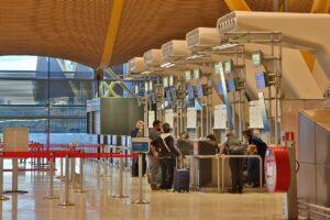 Remboursement taxes aéroport
